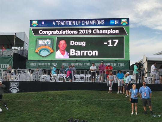 En-Joie salutes the 2019 Dick's Sporting Goods Open champion.