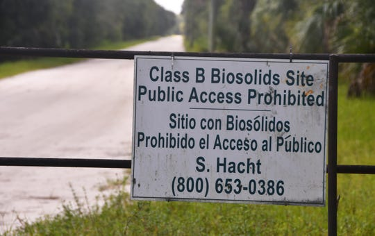 Brevard commissioners OK six-month moratorium on expansion of spreading of sewage sludge