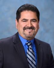 Enrique Vela, principal at Moody High School