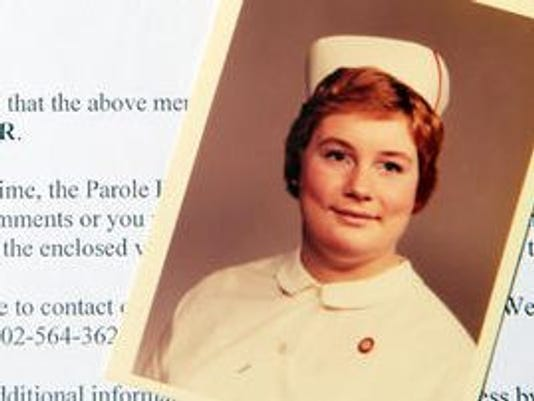 Diane Camm was a 22-year-old nurse when she was killed by her husband, Kevin Murtaugh. It was a notorious case in 1977 in Fort Thomas. He later confessed to strangling her, then dismembering her. A boy found the woman's torso with head while hunting.