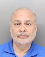 The Rev. Geoff Drew was arrested Monday, August 19, 2019, charged with nine counts of rape.