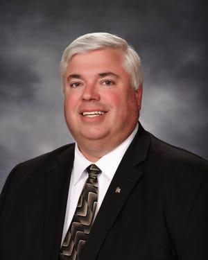 Springboro Superintendent Dan Schroer