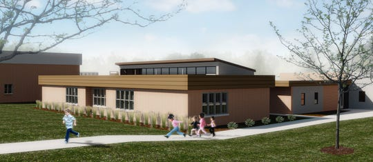 A $20.625 million bond referendum going before Saydel School District voters in September would include an addition with new second grade classrooms. The existing second grade classrooms are being displaced by other projects at Cornell Elementary School.