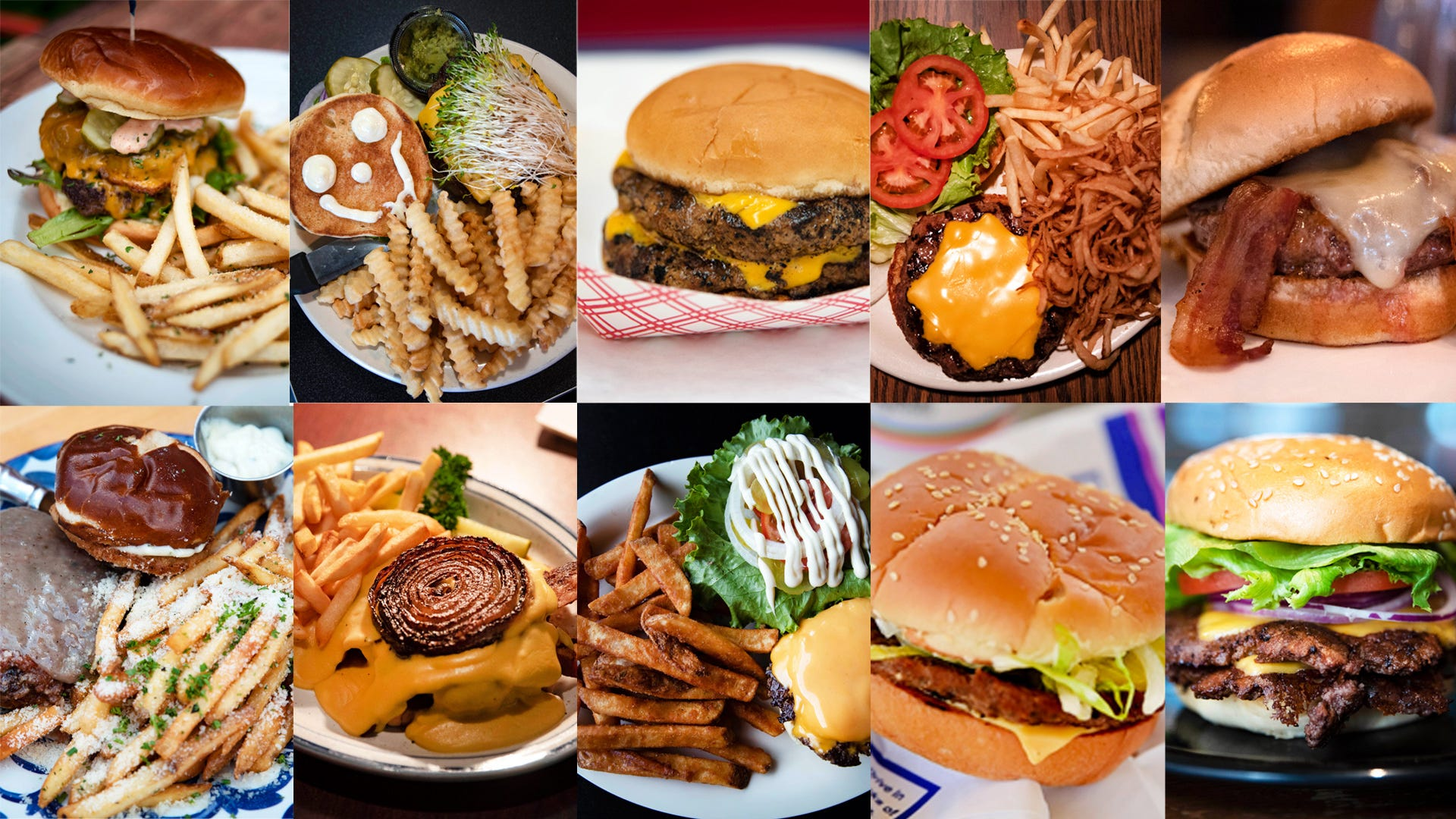 Who S Got The Best Burgers In Des Moines