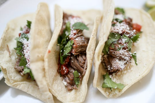 You can sample tacos from 15-plus local restaurants and food trucks at the Michigan Taco Fest.