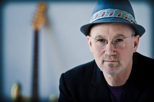 Marshall Crenshaw has been performing off and on with the Smithereens since last year.