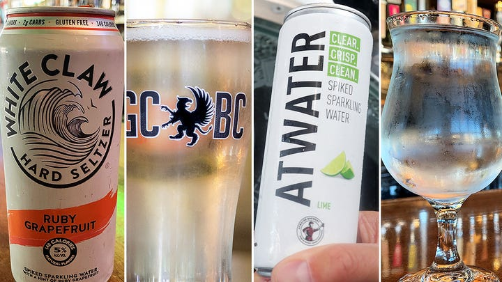 White Claw ignites a hard seltzer revolution that's taking over Michigan