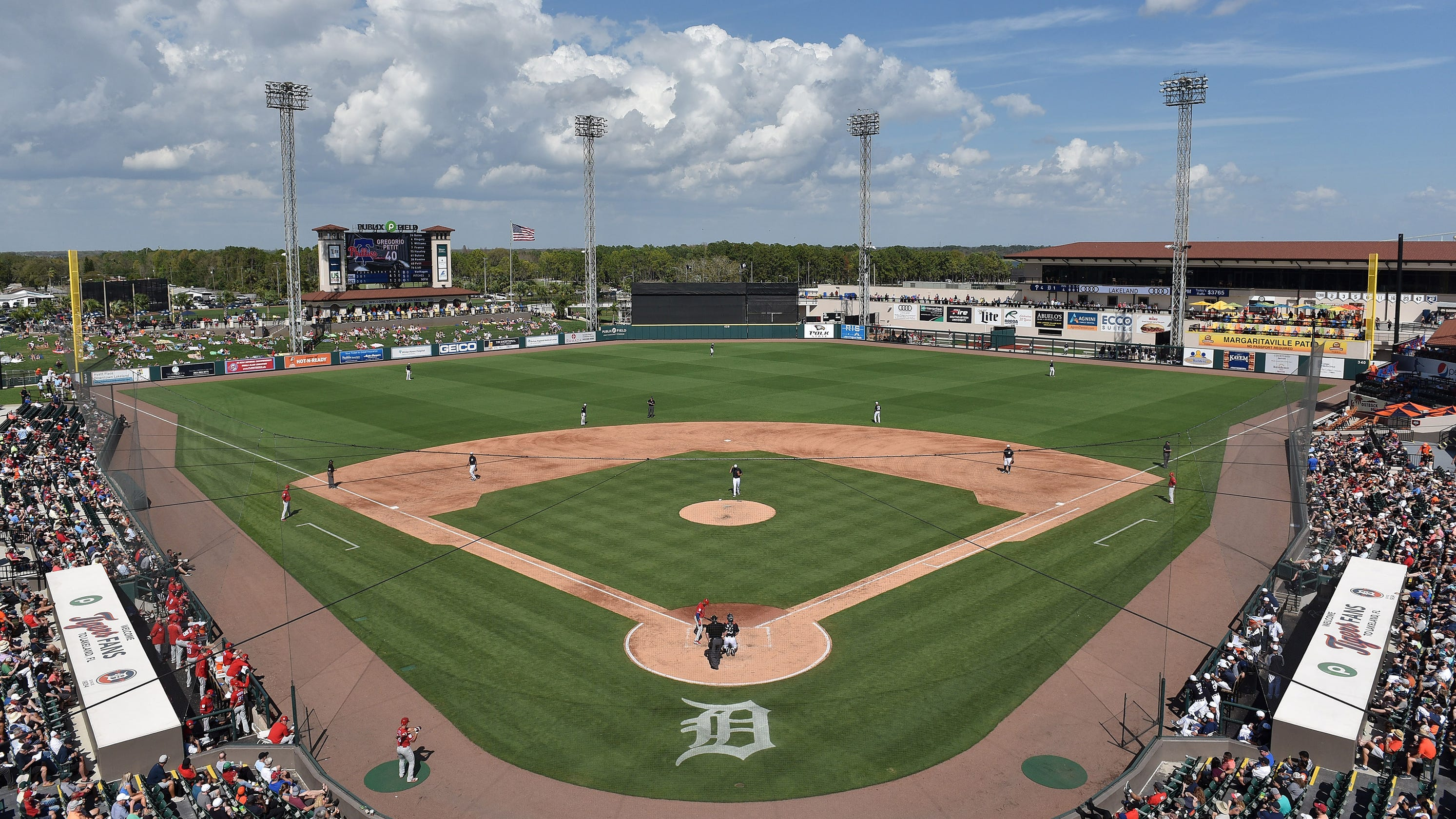 Finding Your Roots 2020 Schedule Detroit Tigers' 2020 spring training schedule released