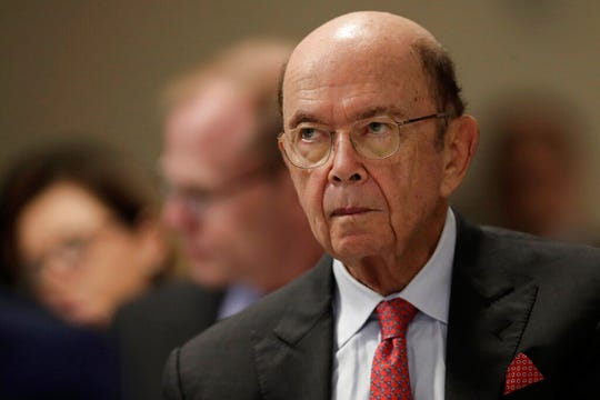 Commerce Secretary Wilbur Ross suggested Thursday that the viral outbreak in China might offer an unexpected benefit for the U.S. economy: It could encourage American manufacturers in China to return to the United States.