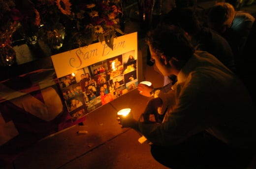 Alcohol poisoning: 15 years after Sam Spady's death, college
