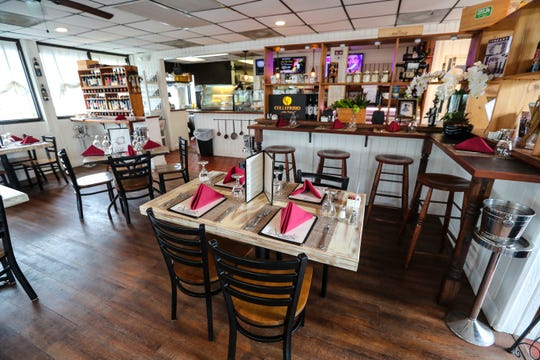 Colleoni's sits in the former Rene's on McGregor space in south Fort Myers. Its chef-owner, Barbara Storci, hails from Rome.