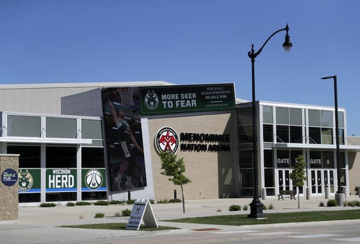 Menominee Nation Arena employees distance themselves from owner, continue mission despite bankruptcy