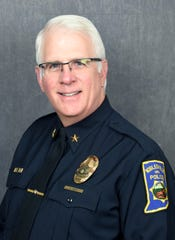 Noblesville Police Chief Kevin Jowitt