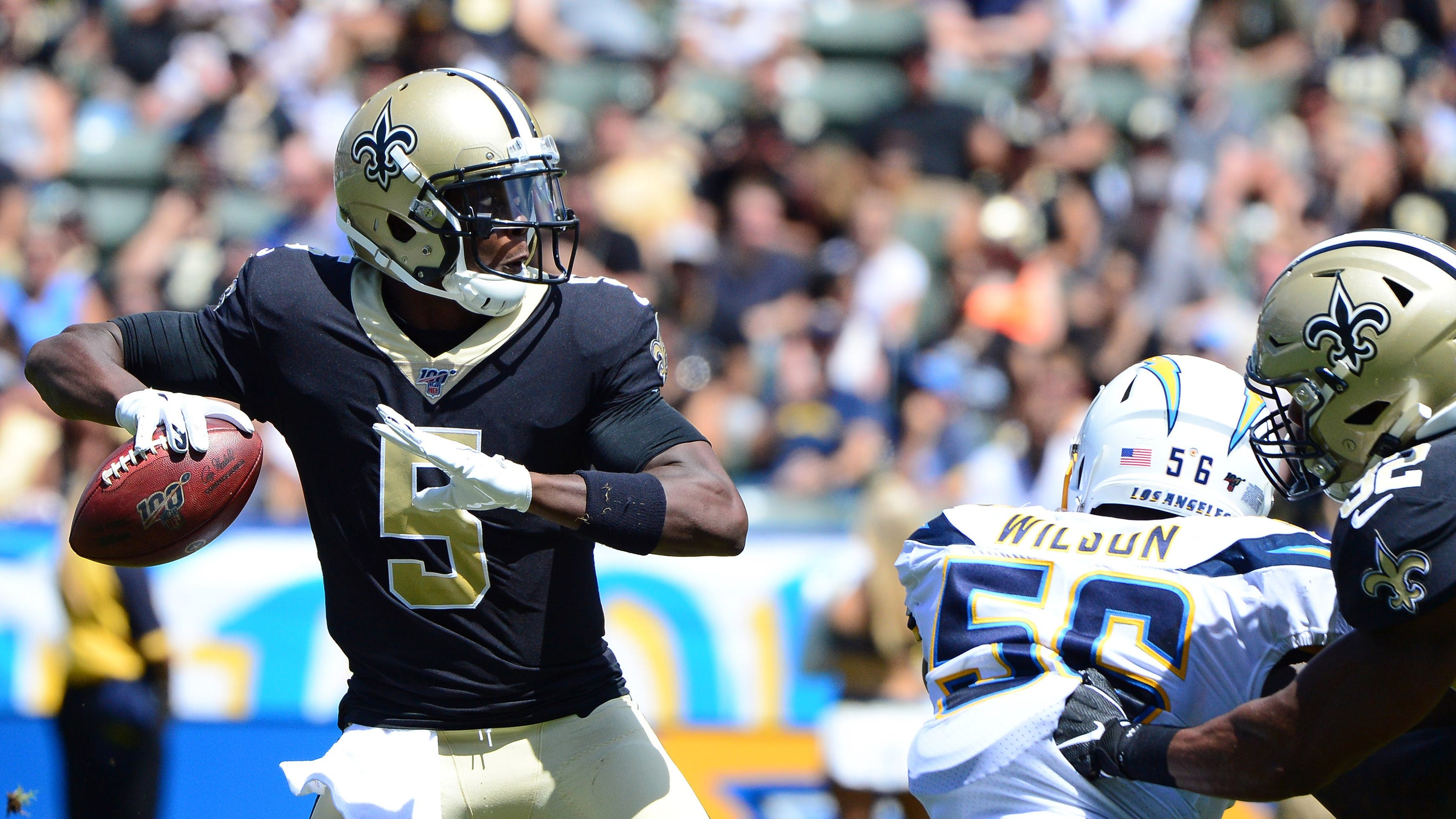 2b23bcd8 Saints snap counts: Downside of carrying only 3 QBs in the preseason