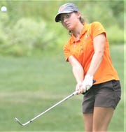 Ashand's Anna Watson shot even par with a 70 at the Lexington Girls Golf Invite on Monday to take tournament medalist honors as she helped the Lady Arrows to another first place finish.