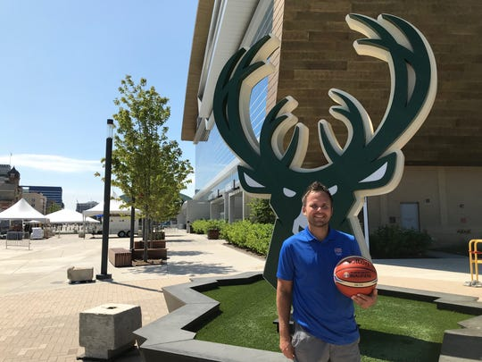 Johnny Watson is the executive producer of events at Fiserv Forum, and now he's headed to China in the same capacity.