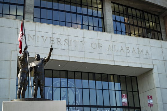 At the University of Alabama, out-of-state enrollment increased by more than 28% from 2012 to 2017.