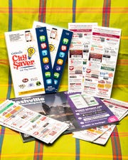 A hallmark of the fall season is the appearance of the money-saving coupon books and cards that schools, teams, church groups,bands and other nonprofits sell as fundraisers.
