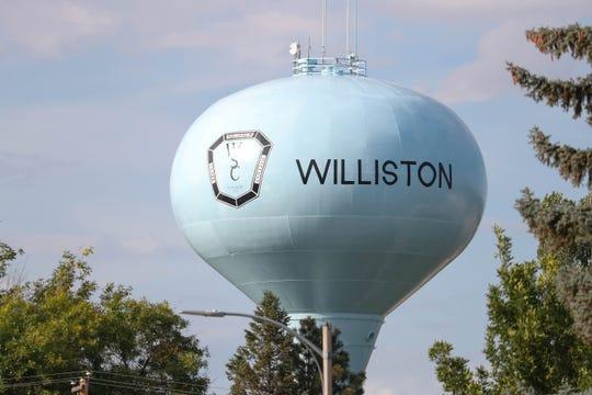 Williston, North Dakota is pictured on Friday, Aug. 16, 2019.