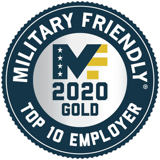 "For the eighth consecutive year, the Army & Air Force Exchange Service has been named a ""Better for Veterans"" Military Friendly® Employer by Viqtory Media, publisher of G.I. Jobs magazine."