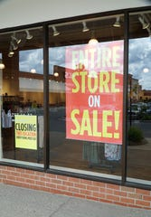 Novi's Avenue clothier in West Oaks mall will be closing its location.