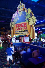 Canton's Zap Zone will attempt to set a Guinness Book of World Records-record on Aug. 25 at their Ford Road location.