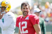 Much is expected of Packers quarterback Aaron Rodgers.