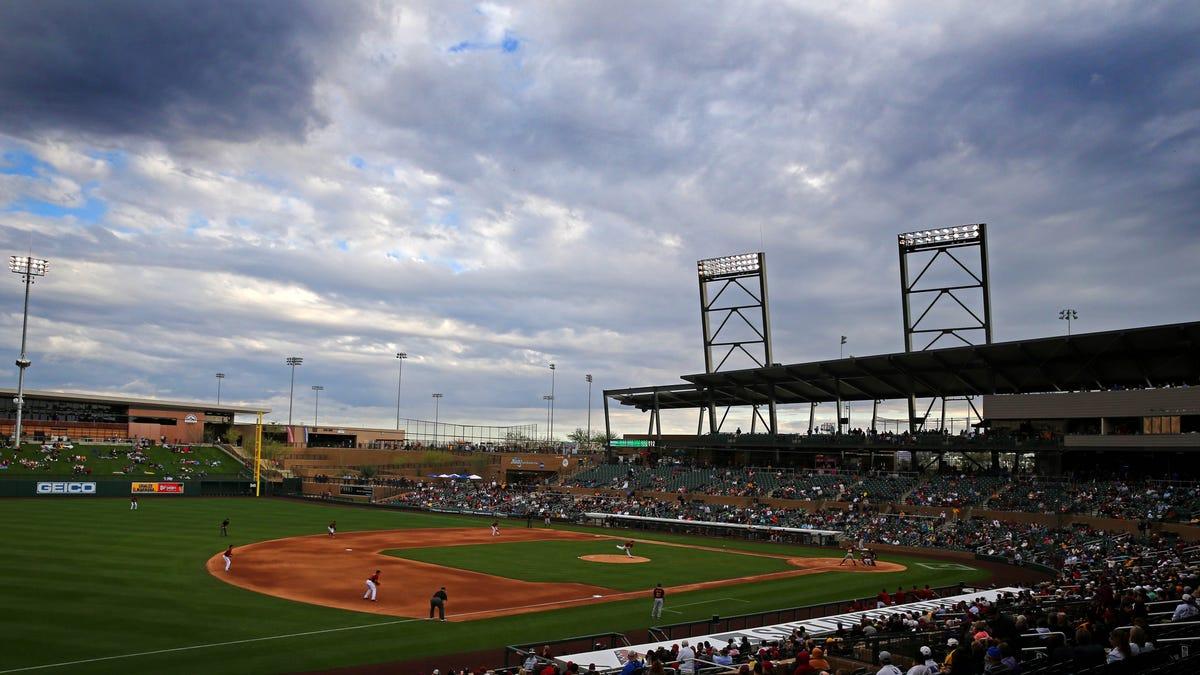 Arizona Diamondbacks Spring Training 2020.Arizona Diamondbacks Spring Training Schedule 2020 Cactus