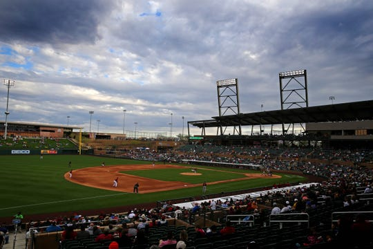 MLB spring training will be here before you know it.
