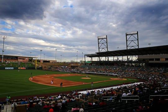 Arizona Diamondbacks release 2020 spring training schedule
