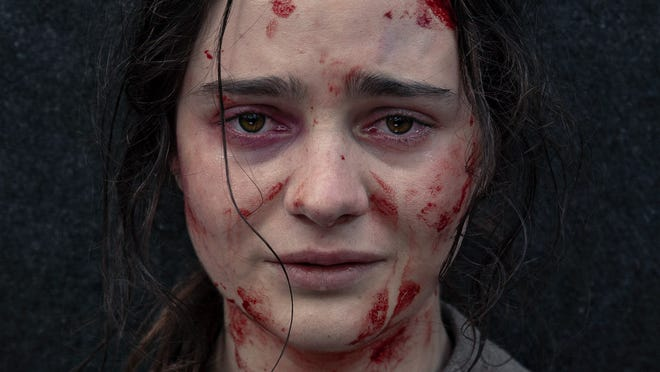 """Aisling Franciosi in """"The Nightingale."""""""