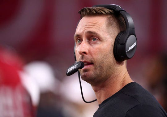 Former NFL coach Rex Ryan does not believe in Kliff Kingsbury's offense with the Arizona Cardinals.