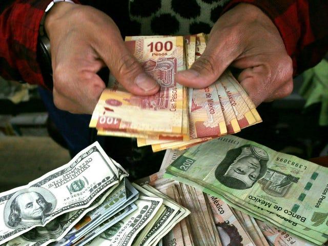 A Cuánto Está El Dólar En México