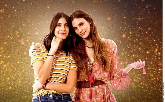 """El amor entre Juliana (Bárbara López) y Valentina (Macarena Achaga), """"Juliantina"""", fue un éxito en """"Amar a Muerte""""."""
