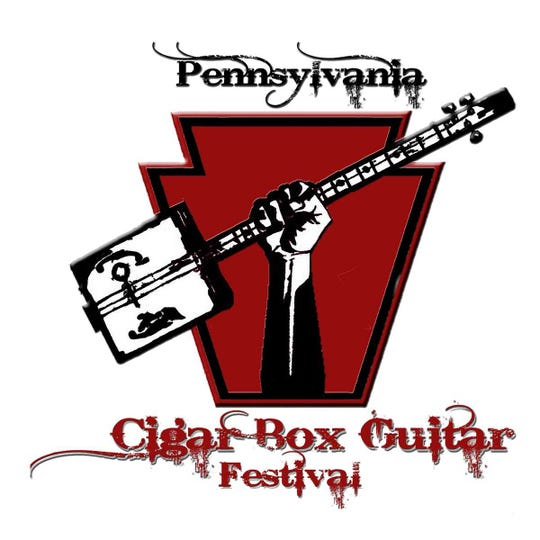 Participants at the 10th annual Pennsylvania Cigar Box Guitar Festival will attempt to get into the Guiness Book of World Records on Aug. 24.