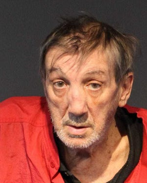 Ralph Goad, 72, was convicted of stabbing to death Theodore Gibson in a Reno apartment. Gibson's body was found on Feb. 13, 2019.