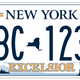 This is New York's new license plate. Here's when it will hit the road.