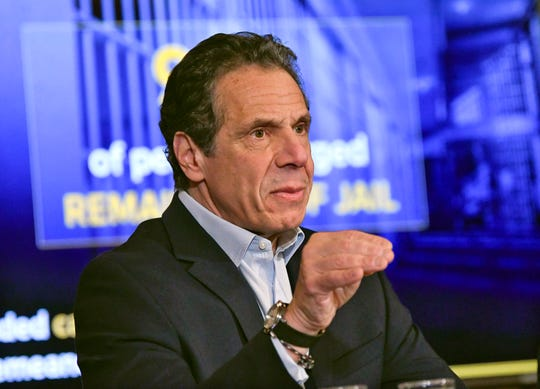 Gov. Andrew Cuomo approved legislation making April 28, 2020 the state's presidential primary date. The signing comes after the Democratic governor made an argument to move the date from April to February earlier this month.