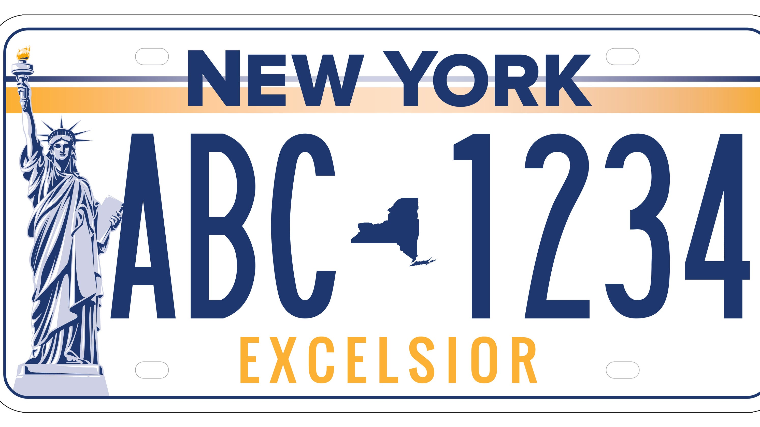 Returning Plates To Dmv Ny >> License Plate Plan Could Be Rolled Back Cuomo