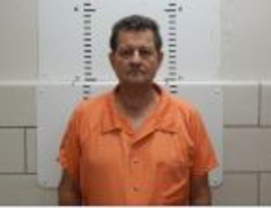 Charles Clinton Dammann, 65, died in prison after serving five years in the South Dakota State Penitentiary.