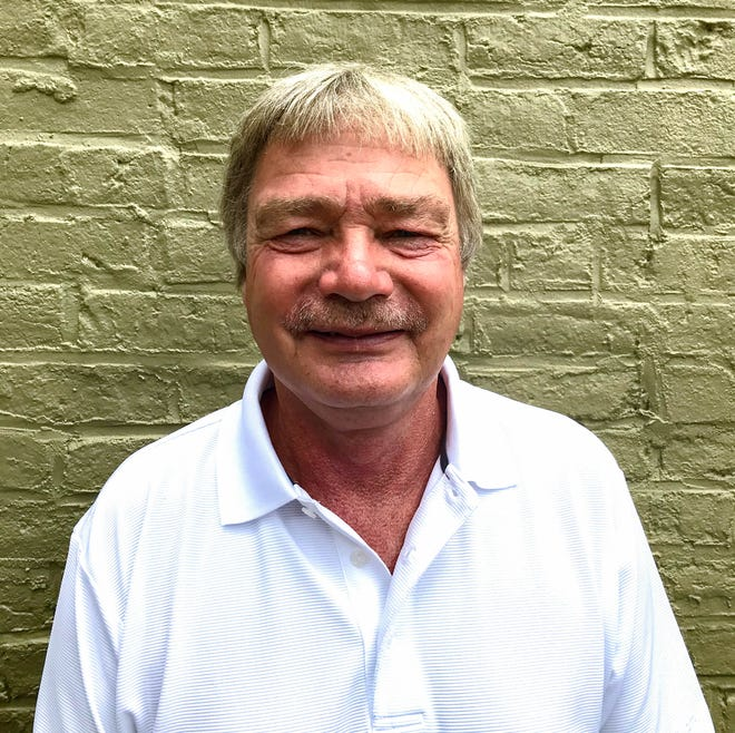 Stephen Morris, who is running for Augusta County North River District Supervisor