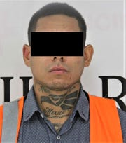 Adrian R.C. is an alleged Mexicles gang member suspected of human trafficking.