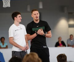 NBA player and Delaware native starts new local kids camp