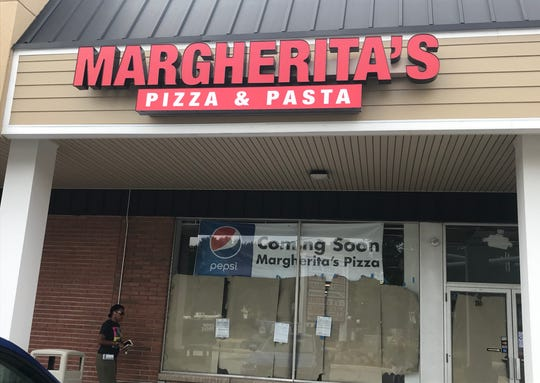 Margherita's, a popular Newark pizza and pasta eatery, is coming soon to the Park & Shop center off South Main Street in Newark. The business, popular with UD students, had another home for years on the city's Main Street.