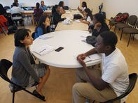Teens learn the ropes of Delaware education, using their voice for change