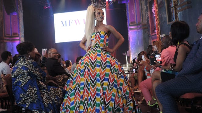 Wilmington S Monrovia Usa Fashion Show Celebrates West African Diaspora