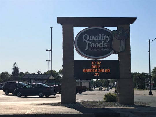 Quality Foods, 1021 W. Grand Ave. in Wisconsin Rapids