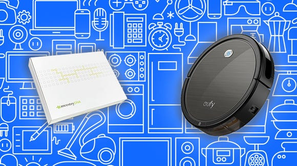 This Monday, save on DNA testing kits, robot vacuums, and more.