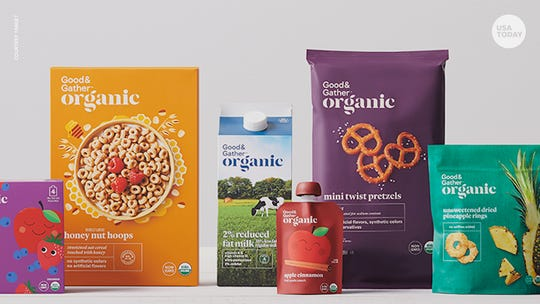 Target announces launch of its largest brand, Good & Gather, with more than 2,000 items