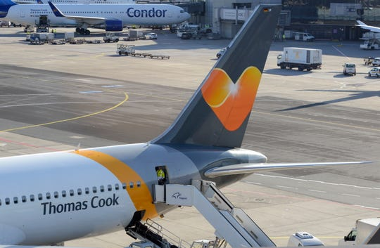 13. Thomas Cook Airlines